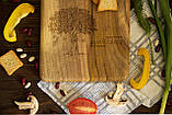 Доска ореховая «Колун» L, фото 5