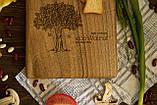 Доска ореховая «Изгиб» L, фото 6