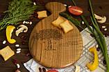 Доска ореховая «Матрешка» L, фото 3