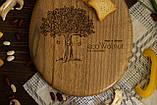 Доска ореховая «Матрешка» L, фото 4
