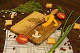 Доска ореховая «Симметрия» M, фото 2