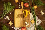 Доска ореховая «Симметрия» M, фото 6