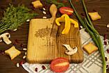 Доска ореховая «Симметрия» L, фото 2