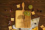 Доска ореховая «Симметрия» L, фото 6