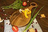 Доска ореховая «Лопатка» M, фото 3