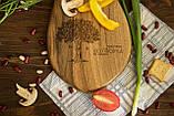 Доска ореховая «Лопатка» M, фото 5
