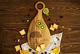 Доска ореховая «Лопатка» M, фото 6
