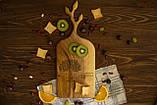 Доска ореховая «Веточки» L, фото 3