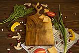 Доска ореховая «Веточки» L, фото 6