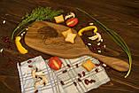 Доска ореховая «Весло» M, фото 3