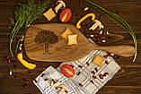 Доска ореховая «Весло» M, фото 6