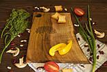 Доска ореховая «Живой край» L, фото 3