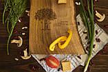 Доска ореховая «Живой край» L, фото 5