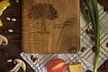 Доска ореховая «Стандарт» L, фото 3