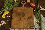 Доска ореховая «Стандарт» L, фото 4
