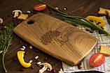 Доска ореховая «Поле» M, фото 3