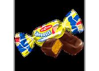 """Молдавские конфеты """"Зонтики"""" с коньяком Букурия"""