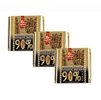 Весовой шоколад Спартак горький-элитный 90%