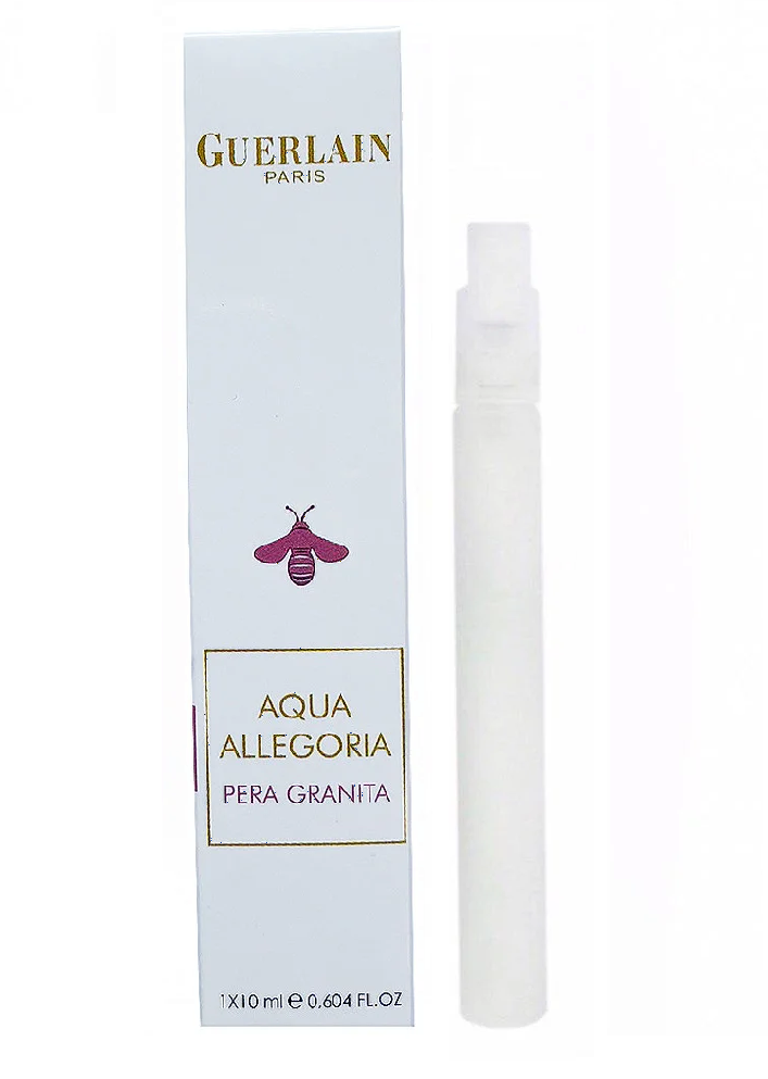 Женский мини парфюм спрей Aqua Allegoria Pera Granita - 10 мл