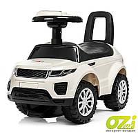 Детская машинка каталка Sport Car HZ613W-1 белая