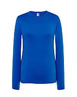 Женская футболка JHK REGULAR LADY LS цвет синий (RB)