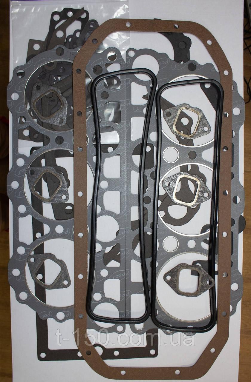 Набор прокладок двигателя СМД-60 Т-150К
