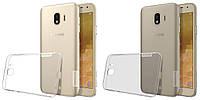 Чехол для Samsung Galaxy J4 J400 (2018) - Nillkin Nature TPU Case, Ultra Slim, силикон, фото 1