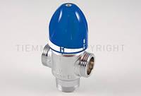 """Термостатический смеситель для горячей воды (30 - 55 ° C)  Tiemme 3/4"""" резьба внешняя / внешняя  ( 3200001 )"""