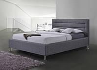 Двуспальная кровать Signal Liden 160X200 Серый (LIDEN160SZCH)