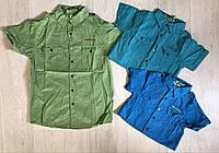 Рубашки на мальчика оптом, S&D, 134-164 см,  № KK-238, фото 1