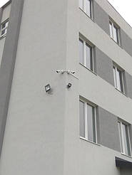 Встановлення відеоспостереження Hikvision 5МП, бійня м.Шкло 2