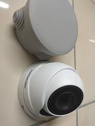 Встановлення відеоспостереження Hikvision 5МП, бійня м.Шкло 6