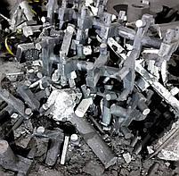 Литье сельхоз запчастей из черных металлов, фото 5