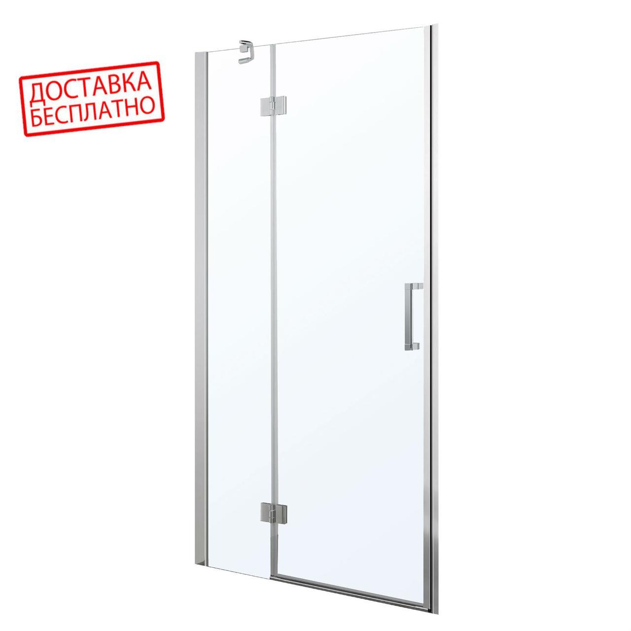 Двері Eger душові в нішу 100см