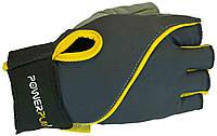 Перчатки для фитнеса PowerPlay 1725 B Yellow