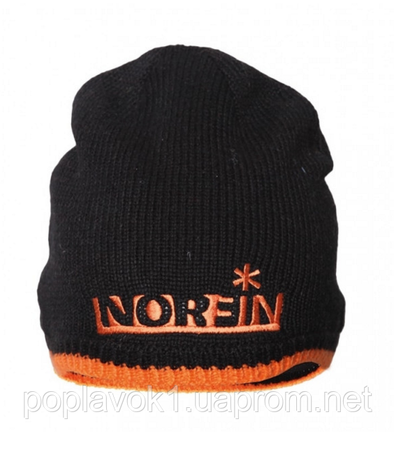 Шапка Norfin Viking (XL черная)