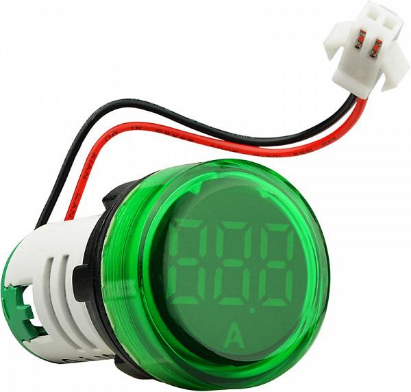 Вольтметр ED16-22VD, зеленый 30-500В АC, АсКо, A0190010017