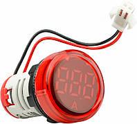 Вольтметр ED16-22VD, красный 30-500В АC, АсКо, A0190010016