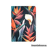 Скетчбук Flora А5