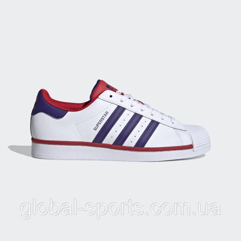 Мужские кроссовки Adidas Superstar Iconic(Артикул:FV4189)