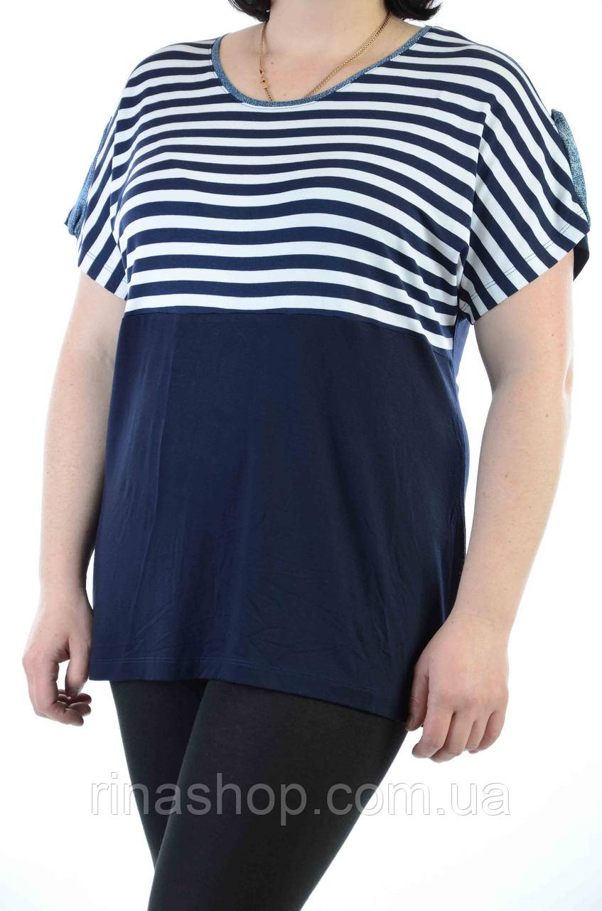 Женская футболка F015