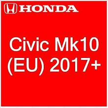 Honda Civic Mk10 (EU) 2017+