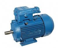 Электродвигатель взрывозащищенный ВА 80MА2 1,5 кВт 3000 об./мин.