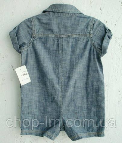 Песочник GAP (тонкий джинс), фото 2