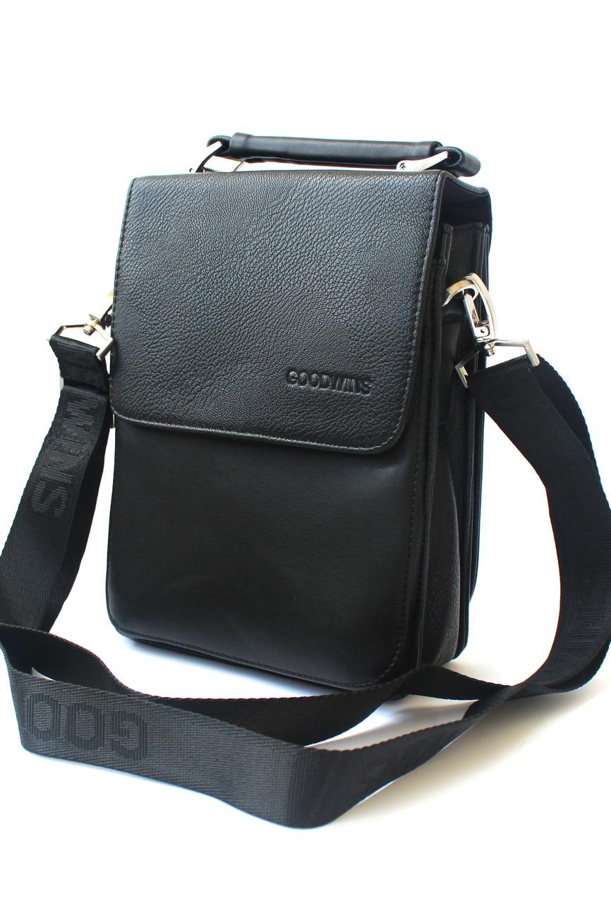 """Мужская сумка-планшет  через плечо, барсетка  """"Goodwins YR 1018"""""""
