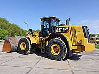 Фронтальний навантажувач CAT 972 M XE 2015 року