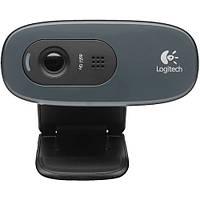 Веб-камера Logitech WEBCAM HD C270 (3 Мп)1280x720, микрофон