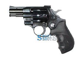Револьвер под патрон Флобера Weihrauch HW4 2.5'' с пластиковой рукоятью