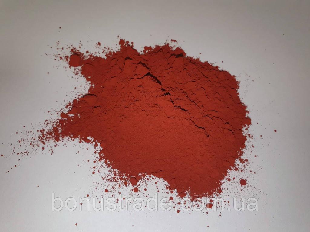 Пигмент железоокисный красный