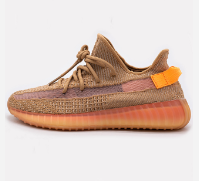 Кроссовки Adidas Yeezy Boost 350 V2 «Clay» реплика, фото 1